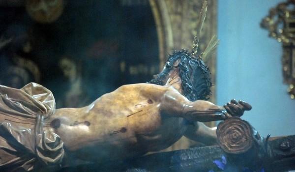 Besapié del Santo Cristo del Mayor Dolor