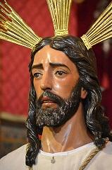 Besamano de Nuestro Padre Jesús ante Anás