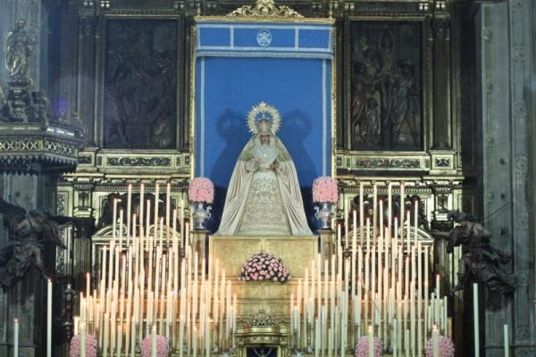 Triduo a la Stma. Virgen del Dulce Nombre