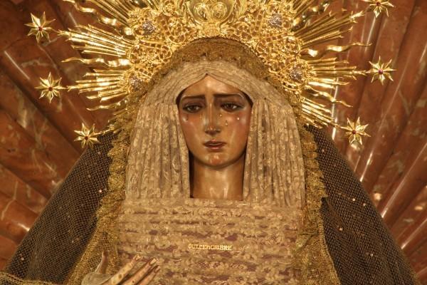 Besamanos de la Stma. Virgen del Dulce Nombre