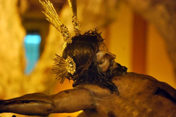 Viacrucis presidido por el Cristo del Mayor Dolor