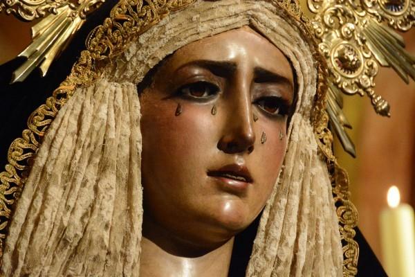 Reposición al Culto de la Stma. Virgen del Dulce Nombre