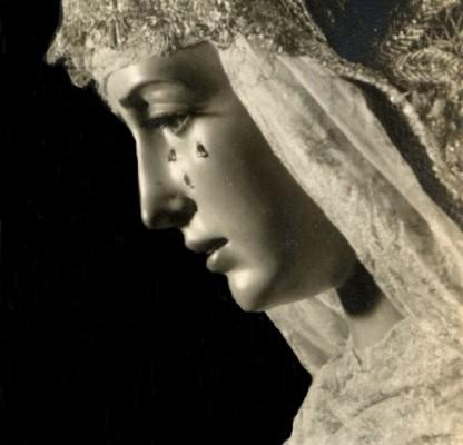 Misa de Despedida de la Stma. Virgen del Dulce Nombre
