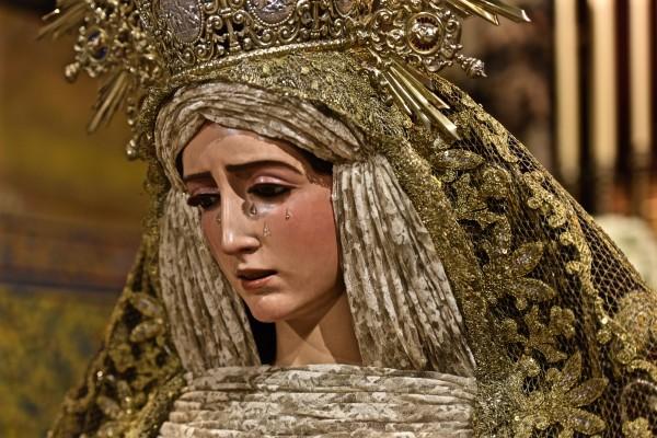 Cultos en honor de la Stma. Virgen del Dulce Nombre