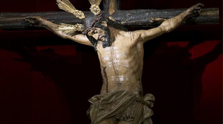Función Santo Cristo del Mayor Dolor y Bendición nuevo azulejo