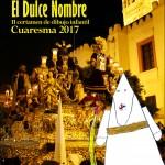 2017 certamen de Dibujo Infantil - cartel