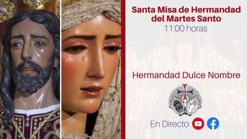 Santa Misa del Martes Santo