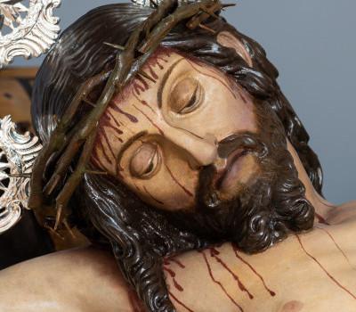 Reposición al culto del Sto. Cristo del Mayor Dolor